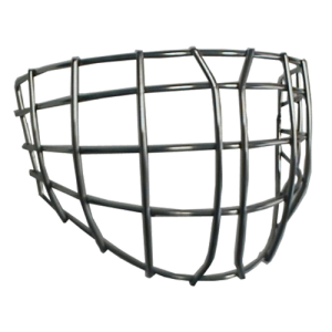 stainless steel vaughn/van velden csa goalie mask replacement cage
