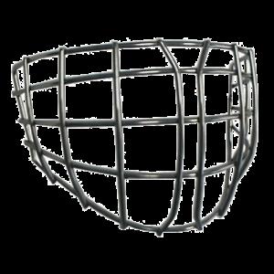 stainless steel vaughn/van velden csa goalie mask replacement cage