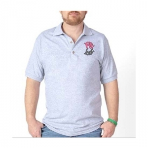 golf polo shirt by jerzees