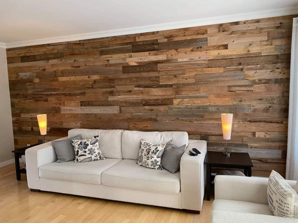 complete wall covering